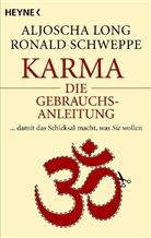 Lon, Aljosch Long, Aljoscha Long, Aljoscha A. Long, Schweppe, Ronald Schweppe... - Karma - die Gebrauchsanleitung