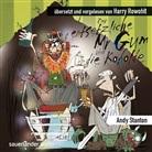 Andy Stanton, Harry Rowohlt - Der entsetzliche Mr Gum und die Kobolde, 1 Audio-CD (Hörbuch)