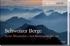 Alfred Haefeli, Alfred Haefeli - Schweizer Berge. Swiss Mountains. Les montagnes suisses