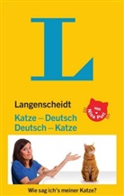 Nina Puri - Langenscheidt Katze-Deutsch/Deutsch-Katze