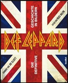 Joe Elliott, Ross Halfin, Ross Halfin - Def Leppard