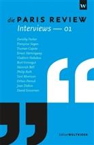 Heinrich Böll, Truman Capote, Truman u Capote, Joan Didion, David Grossman, Ernest Hemingway... - Die Paris Review Interviews. Nr.1