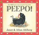 Allan Ahlberg, Allan Ahlberg Ahlberg, Janet Ahlberg, Janet Ahlberg Ahlberg, AHLBERG JANET AHLBERG ALLAN - Peepo!
