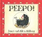 Allan Ahlberg, Allan Ahlberg Ahlberg, Janet Ahlberg, Janet Ahlberg Ahlberg - Peepo! (Board Book)