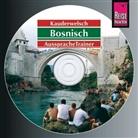 Amal Mruwat - Bosnisch AusspracheTrainer, 1 Audio-CD (Hörbuch)