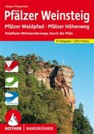 Jürgen Plogmann - Rother Wanderführer Pfälzer Weinsteig