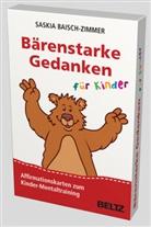 Saskia Baisch-Zimmer - Bärenstarke Gedanken für Kinder, Affirmationskarten