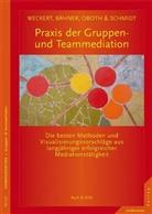 Christia Bähner, Christian Bähner, Monik Oboth, Monika Oboth, Monika u a Oboth, Jörg Schmidt... - Praxis der Gruppen- und Teammediation, m. DVD