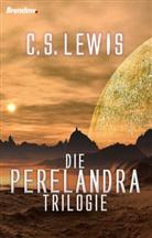 C. S. Lewis, Clive S Lewis, Clive St. Lewis, Clive Staples Lewis - Die Perelandra-Trilogie