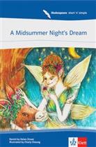 Willia Shakespeare, William Shakespeare, Helen Street - A Midsummer Night's Dream