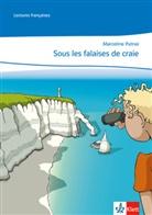 Marceline Putnai, Marceline Putnaï - Sous les falaises de craie, m. Audio-CD