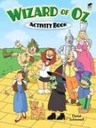 David Schimmell - Wizard of Oz Activity Book
