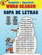 Tony Tallarico, Tony J Tallarico, Tony J. Tallarico - English-Spanish Word Search Sopa De Letras #1