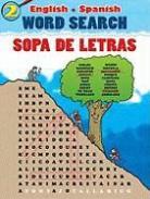 Tony Tallarico, Tony J Tallarico, Tony J. Tallarico - English-Spanish Word Search Sopa De Letras #2