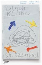 Ulrich Klieber - Skizzenbuch