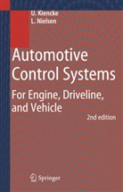 Uw Kiencke, Uwe Kiencke, Lars Nielsen - Automotive Control Systems