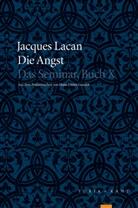 Jacques Lacan, Jacque A Miller, Jacques A. Miller, Jacques-Alain Miller, Textherstellun von Jacques-Alain Miller - Die Angst