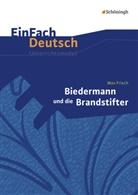 Benedikt Descourvières, Max Frisch, Johanne Diekhans - Max Frisch 'Biedermann und die Brandstifter'