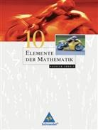 Heinz Griesel, Helmu Postel, Helmut Postel, Friedrich Suhr - Elemente der Mathematik SI, Ausgabe 2008 Sachsen-Anhalt: 10. Schuljahr, Schülerband
