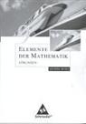 Heinz Griesel, Helmut Postel, Friedrich Suhr - Elemente der Mathematik SI, Ausgabe 2008 Sachsen-Anhalt: 9. Schuljahr, Lösungen