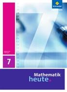 Heinz Griesel, Helmu Postel, Helmut Postel, Rudolf Vom Hofe - Mathematik heute, Ausgabe 2010 Thüringen: 7. Schuljahr, Schülerbuch