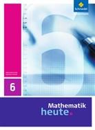 Heinz Griesel, Rudolf vom Hofe, Helmu Postel, Helmut Postel, Rudolf Vom Hofe - Mathematik heute, Ausgabe 2009 Sachsen-Anhalt: 6. Schuljahr, Schülerband