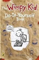 Jeff Kinney - The Wimpy Kid do-it-yourself Book
