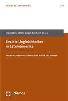 Hans-Jürgen Burchardt, Ingrid Wehr - Soziale Ungleichheiten in Lateinamerika