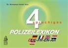 Mohamed Abdel Aziz - Viersprachige Polizeilexikon