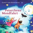 Gerdt von Bassewitz, Petra Kelling, Carmen-Maja Antoni, Gerdt von Bassewitz, Bernd Kohlhepp, Otto Sander... - Peterchens Mondfahrt, Audio-CD (Hörbuch)