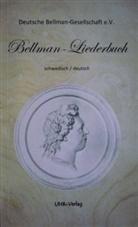 Carl M. Bellman, Carl Michael Bellman - Bellman-Liederbuch