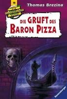Thomas Brezina, Thomas C. Brezina - Die Gruft des Baron Pizza