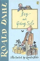 Roald Dahl, Quentin Blake - Boy and Going Solo