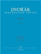 Antonin Dvorak, Karel Solc - Rusalka op.114, Klavierauszug. Rusalka op.114, Klavirni vytah