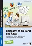 Göbel, Nicol Göbels, Nicola Göbels, Gross, Guido Groß - Computer-fit für Beruf und Alltag, m. CD-ROM