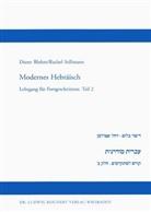 Modernes Hebräisch - 2: Lehrbuch