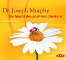 Joseph Murphy, Matthias Ponnier - Die Macht des positiven Denkens, 4 Audio-CDs (Hörbuch)