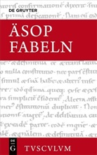 Aesop, Äsop, Raine Nickel, Rainer Nickel - Fabeln