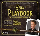 Kuhn, Matt Kuhn, Barne Stinson, Barney Stinson, Philipp Moog - Das Playbook, Audio-CD (Hörbuch)