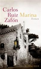 Ruiz Zafon, Carlos Ruiz Zafón, Carlos Ruiz Zafón - Marina