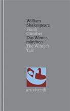Ingeborg Bolz, Willia Shakespeare, William Shakespeare, Frank Günther - Gesamtausgabe - Bd.20: Das Wintermärchen / The Winter´s Tale [Zweisprachig] (Shakespeare Gesamtausgabe, Band 20)
