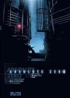 Be, Christoph Bec, Christophe Bec, MARAZANO, Richard Marazano - Absolute Zero - Bd.2: Absolute Zero - A.S.O.R.3 Psycho