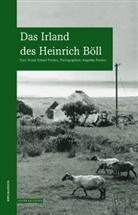 Bernd E Fischer, Bernd E. Fischer, Bernd Erhard Fischer, Angelika Fischer, Angelika Fischer - Das Irland des Heinrich Böll
