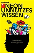 Eber, Michael Ebert, Klotze, Timm Klotzek, Neo, NEON - Unnützes Wissen. Bd.1
