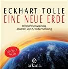 Eckhart Tolle - Eine neue Erde, 1 Audio-CD (Hörbuch)