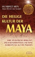 Hunbatz Men - Die heilige Kultur der Maya