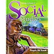 Not Available (NA),  Harcourt School Publishers - People We Know