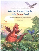 Oberdieck, SIEVER, Sakina K. Sievers, Sakina Kerstin Sievers, Bernhard Oberdieck - Wie der kleine Drache sein Feuer fand