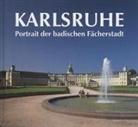 Ulrich Hartmann - Karlsruhe. Portrait der badischen Fächerstadt