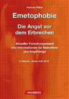 Michaela Complojer, Yvonne Höller - Emetophobie, Die Angst vor dem Erbrechen